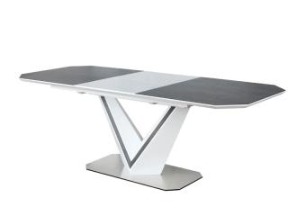 Стол раскладной Valerio Ceramic Signal (стеклокерамика)