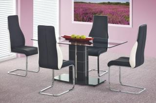 Стеклянный стол Devon