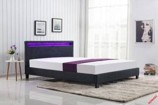 Двуспальная кровать Halmar ARDA 160х200