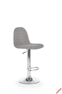 Барный стул HALMAR H-82 серый