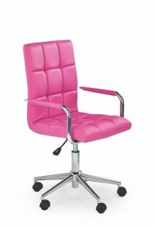 Детское кресло Gonzo 2 Halmar Розовый