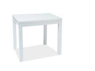 Новинка! Стол обеденный Signal Eldo 80(160)x80 Белый