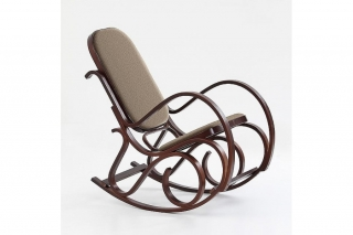 Кресло-качалка Max Bis Plus орех