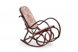 Кресло-качалка Max II орех