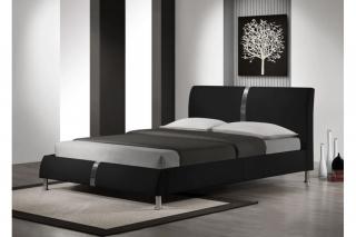 Кровать Halmar Dakota чёрный