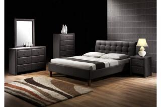 Кровать Samara чёрный