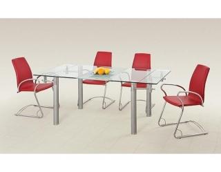 Стеклянный стол L1