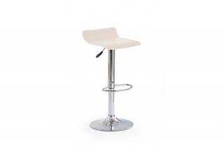 Барный стул H-1 кремовый