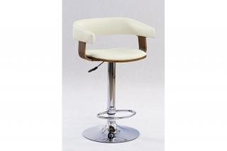 Барный стул H-12 орех