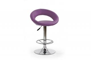 Барный стул H-15 фиолетовый