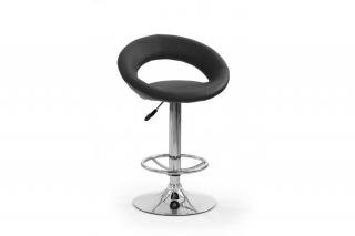 Барный стул H-15 чёрный