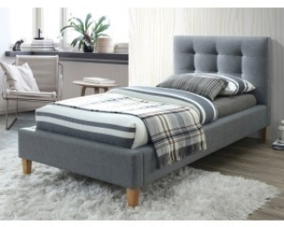 Кровать Signal Texas 90х200 серый дуб