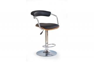 Барный стул H-19 орех