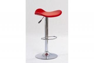 Барный стул H-2 красный