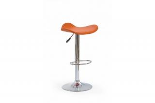 Барный стул H-2 оранжевый