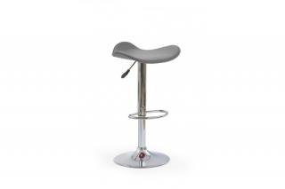Барный стул H-2 серый