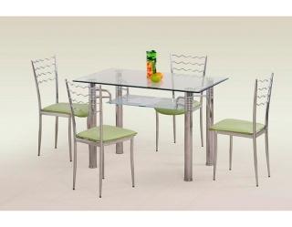 Стеклянный стол Levis