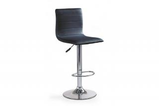 Барный стул H-21 чёрный