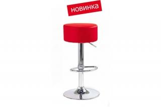 Барный стул H-23 красный