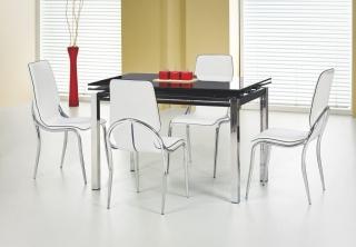 Стеклянный стол Leyton