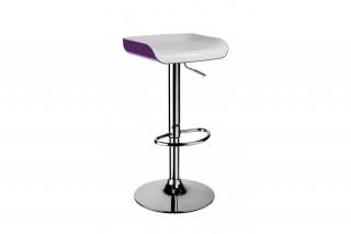 Барный стул H-27 фиолетовый