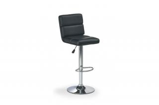 Барный стул H-28 чёрный