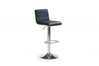 Барный стул H-31 чёрный