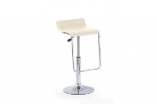 Барный стул H-4 кремовый