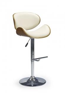 Барный стул H-44 кремовый