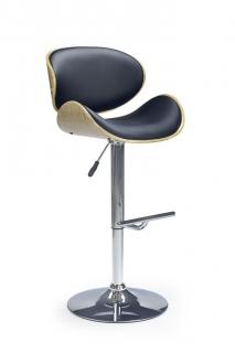 Барный стул H-44 черный