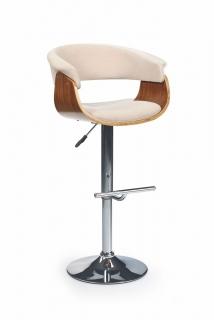 Барный стул H-45 бежевый