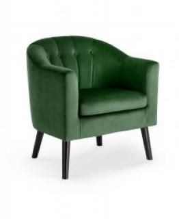 Новинка!Кресло Halmar MARSHAL темно-зеленый