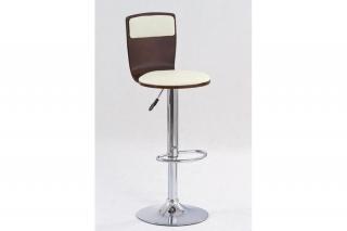 Барный стул H-7 черешня античная
