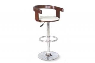 Барный стул H-8 черешня античная
