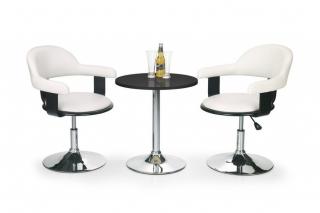 Барный стол SB-3 чёрный