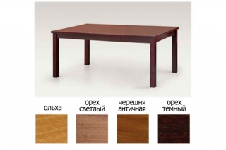 Банкетный стол Samba 90x90