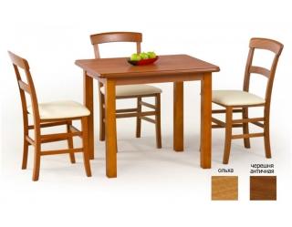 Деревянный стол Dinner 90 ольха