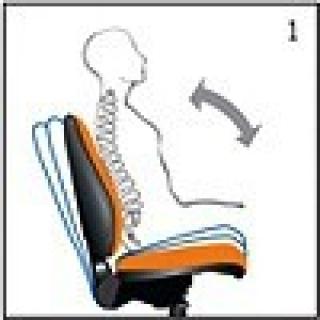 Кресло STILO.Цвет:чёрный, коричневый, бежевый, белый, серый