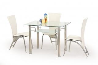 Стеклянный стол Erwin