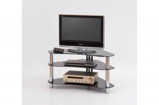 Столик под ТВ RTV-13 чёрный
