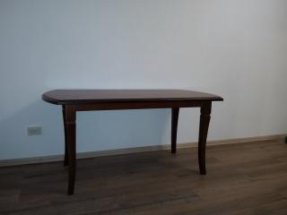 Деревянный стол Fryderyk 160-200 черешня античная