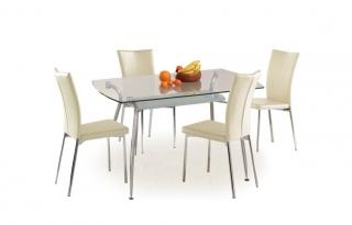 Стеклянный стол Forbes снят с производства