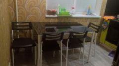 Cтоловый набор - HALMAR FIGARO + 4 стула