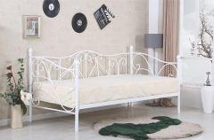 Ліжко Sumatra HALMAR білий