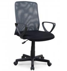 ALEX Кресло Halmar серый цвет