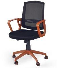 ASCOT кресло HALMAR оранжевый цвет