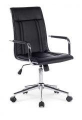 PORTO 2 кресло HALMAR черный цвет