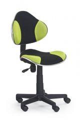 FLASH детское кресло HALMAR зеленый цвет