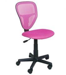 SPIKE детское кресло HALMAR  розовый цвет