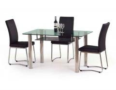 Стеклянный стол Lenart